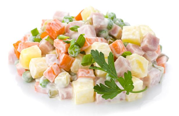 Пошаговые рецепты с фото салатов на праздники