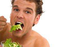 Характер мужчины и еда