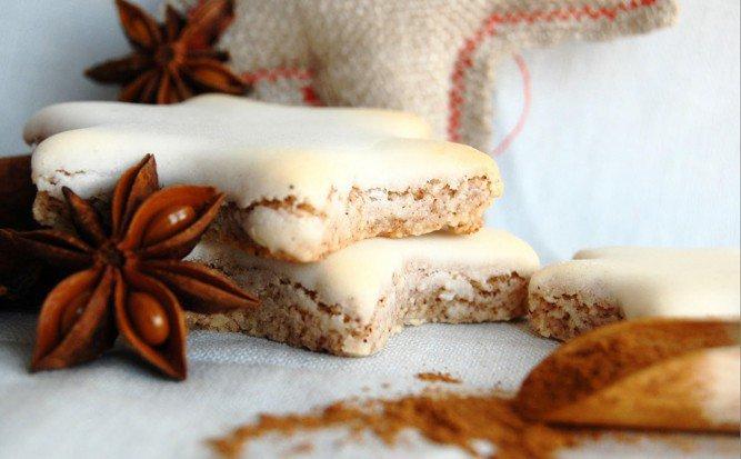 Рождественское печенье с корицей рецепт