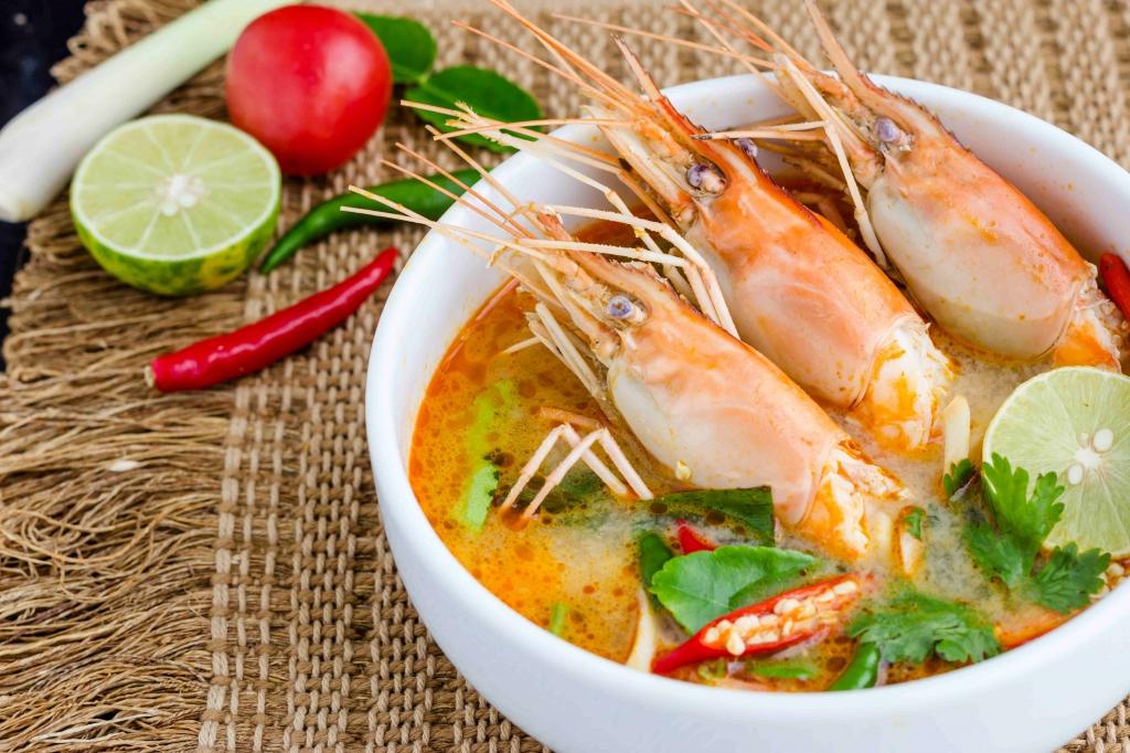 Простые рецепты тайской и других кухонь от юлии высоцкой.