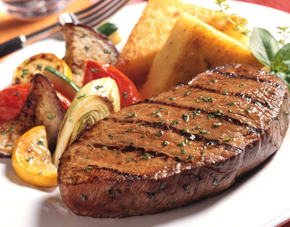 горячие блюда из говядины