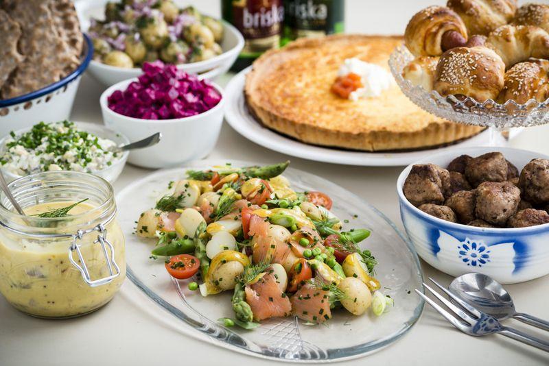 Скандинавская кухня рецепты