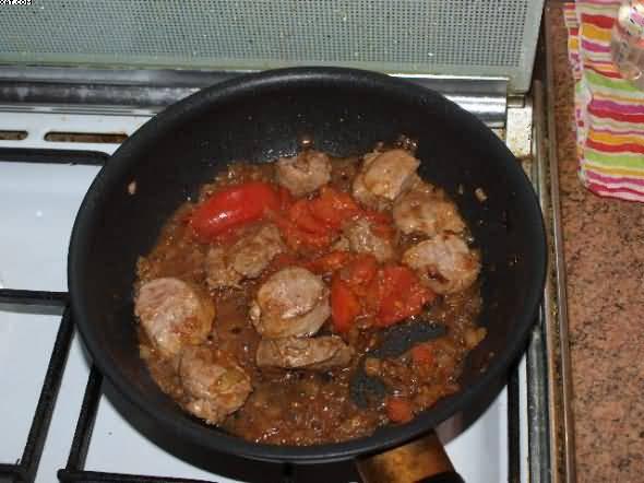 жареная телятина на сковороде рецепт с фото