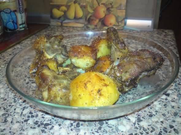 Свиное рагу картошкой рецепт фото