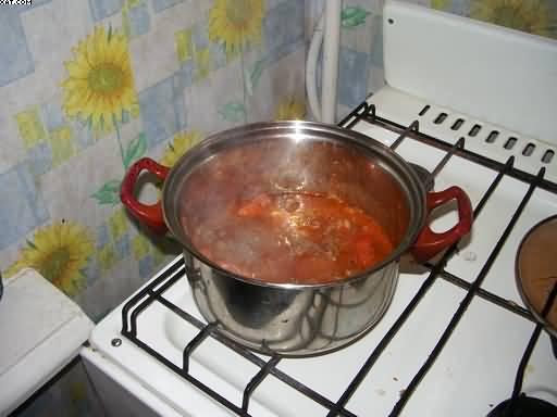 Водка с чили, пошаговый рецепт с фото