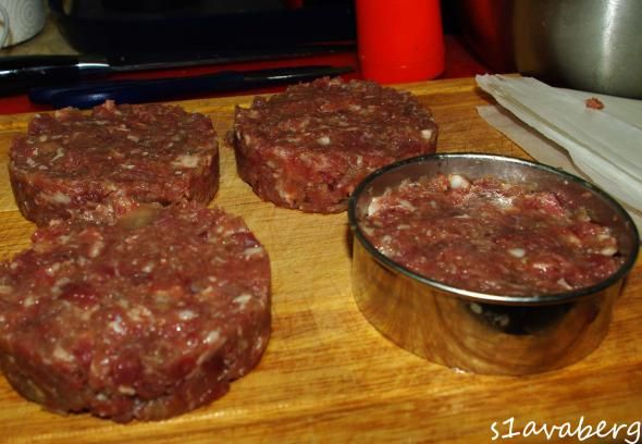 Рецепт бургера в домашних условиях видео
