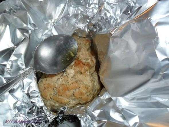 Как сделать куриный рулет с желатином
