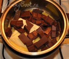Шоколадное печенье Трещинки - шаг 1