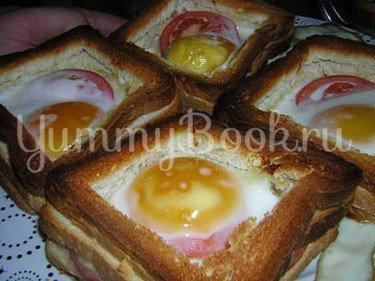 Рецепт Завтрак выходного дня