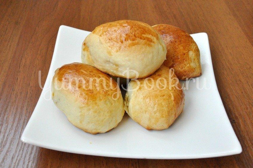 Рецепт Пирожки с абрикосами