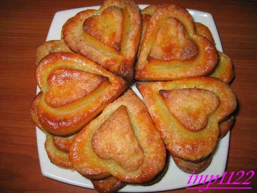 Печенье лакомка рецепт с пошагово в домашних условиях