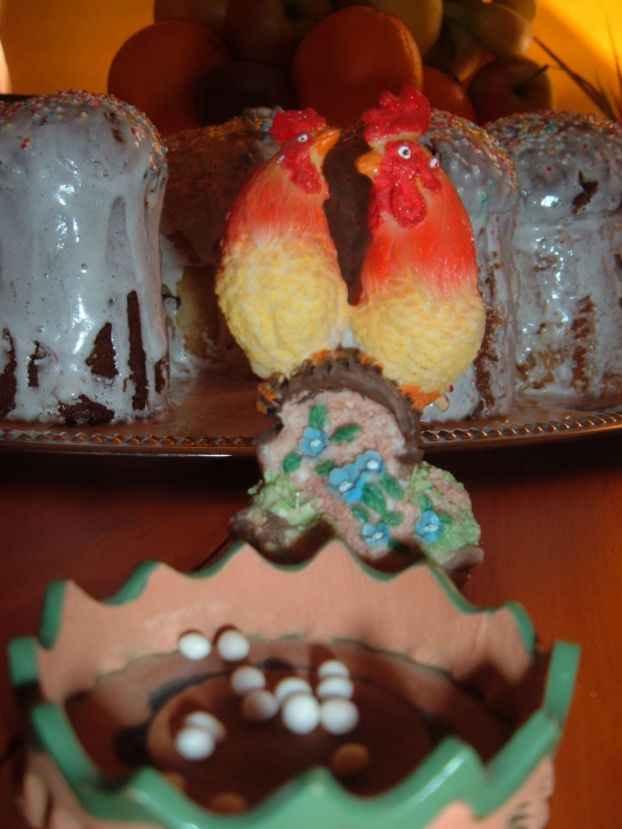 Пасхальный кулич от Ольги Вашкетовой, пошаговый рецепт с фото