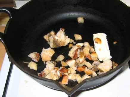Гречневая каша с вешенками, пошаговый рецепт с фото
