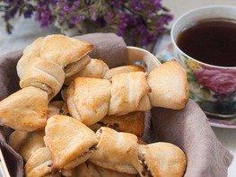 Белковое печенье, пошаговый рецепт с фото