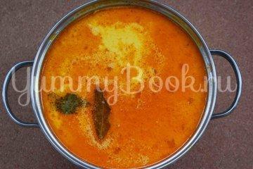 Куриный суп карри - шаг 7