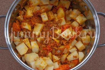 Куриный суп карри - шаг 4