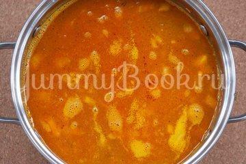 Куриный суп карри - шаг 5