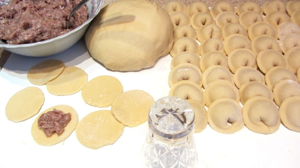 Вкусные пельмени пошаговый рецепт с фото