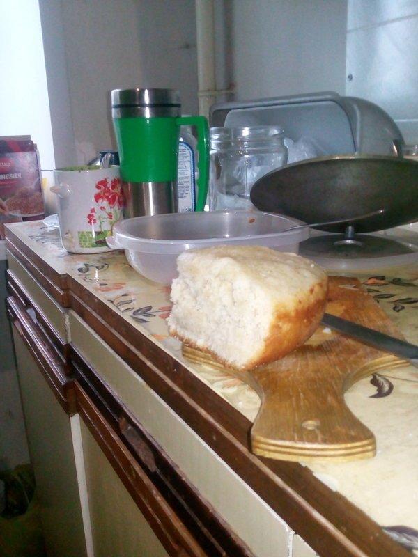 Как сделать пышный хлеб фото 158