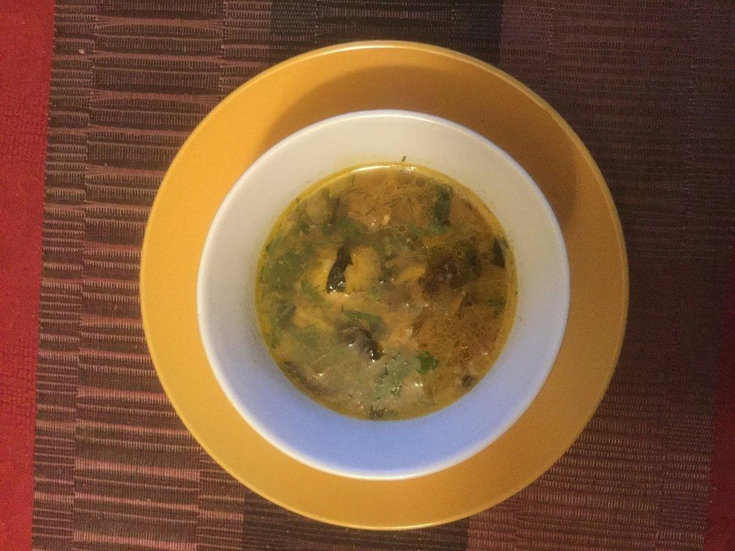 Суп с сырными клецками — пошаговый рецепт с фото на